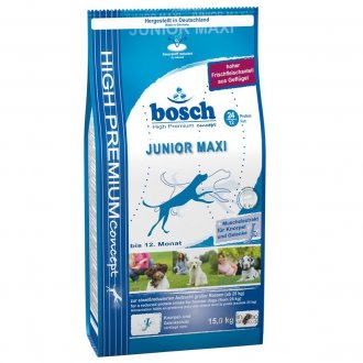PSI - Bosch Dog Junior Maxi 15kg