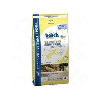 PSI - Bosch Dog Sensitive Lamb&Rice 15kg
