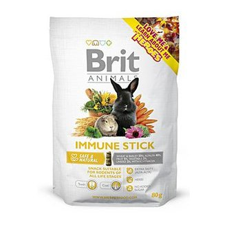 HLODAVCI - Brit Animals  Immune Stick for Rodents 80g