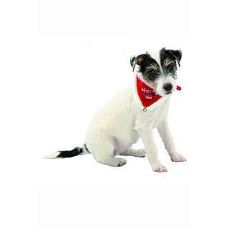VÁNOČNÍ ZBOŽÍ - Vánoční šátek pro psa 20-30cm/15mm XS-S TR 1ks
