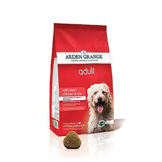 PSI - Arden Grange Dog Adult Chicken 12kg
