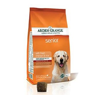 PSI - Arden Grange Dog Senior 12kg