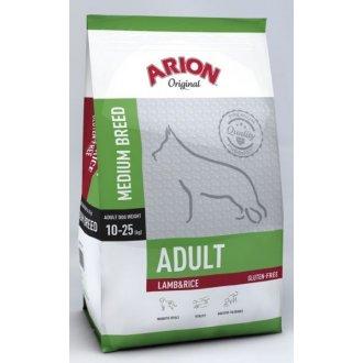 PSI - Arion Dog Original Adult Medium Lamb Rice 3kg