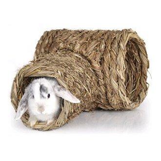 HLODAVCI - Tunel trávní - králik 43x29x24cm