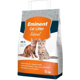 KOČKY - Eminent Podestýlka bez vůně kočka pohlc. pachu 5kg