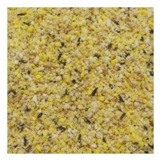 PTÁCI - Krmivo pro ptáky EGGFOOD yellow, vaječné s medem 1kg
