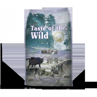PSI - Taste of the Wild Sierra Mountain Canine 13kg
