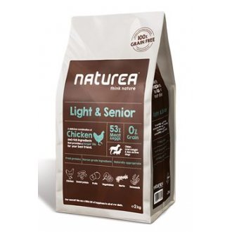 PSI - Naturea GF dog Light&Senior- all breeds 12kg