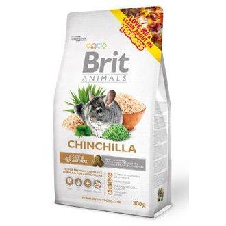 HLODAVCI - Brit Animals Chinchila Complete 300g