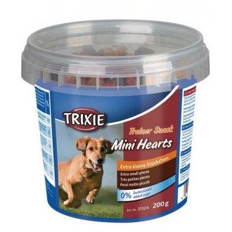 PSI - Trainer snack Mini Hearts kuře, jehněčí a losos 200g*