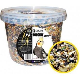PTÁCI - FINE PET Super Mix Malý papoušek 1,7kg
