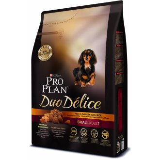 PSI - ProPlan Dog Adult Duo Délice Small & Mini Chick 700g