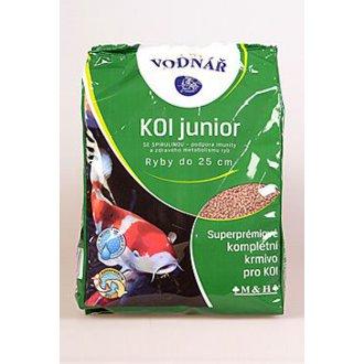 AKVARISTIKA - Krmivo pro ryby KOI Junior 0,5kg