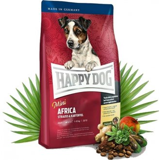 PSI - HAPPY DOG MINI AFRICA 1kg