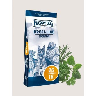 PSI - Happy Dog Profi Line Krokette 26/16 Sportive 20 kg