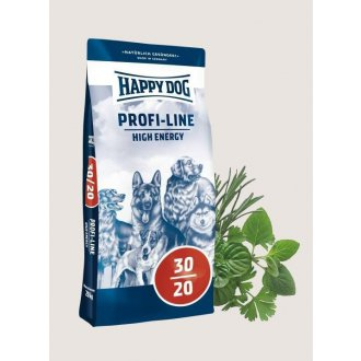 PSI - HAPPY DOG PROFI KROKETTE 30-20 HIGH ENERGY 20 kg
