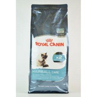 KOČKY - Royal canin Kom.  Feline Hairball care 2kg