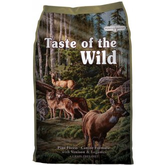PSI - Taste of the Wild Pine Forest 13kg