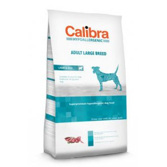 PSI - Calibra Dog HA Adult Large Breed Lamb  14kg NEW