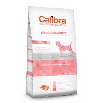 PSI - Calibra Dog HA Junior Medium Breed Chicken  3kg NEW