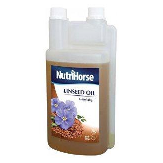 KONĚ - Nutri Horse Lněný olej 1L