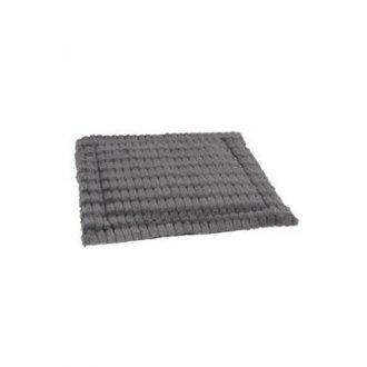 KOČKY - Pelech koberec KINA antracit 50x50cm Zolux