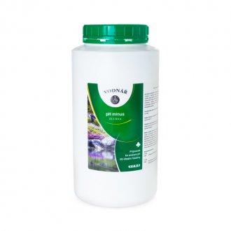 AKVARISTIKA - Vodnář pH Mínus jezírka 1,5kg