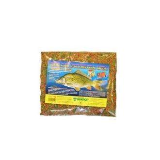 AKVARISTIKA - Color extruda mix Jahoda pro ryby 1kg