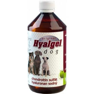 PSI - Hyalgel Dog Original jablko 500ml