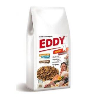 PSI - EDDY Junior Medium Breed  polštářky s jehněčím 8kg
