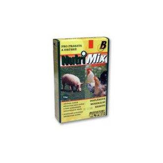 OSTATNÍ ZVÍŘATA - Nutri Mix pro prasata a drůbež Mineral 1kg