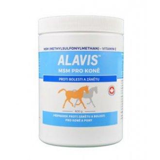 KONĚ - Alavis MSM pro koně s Vitaminem C plv 600g  34294008f1