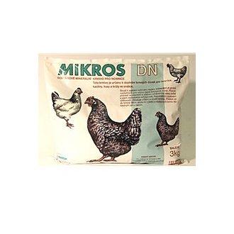 PTÁCI - Mikros DN pro nosnice plv 3kg