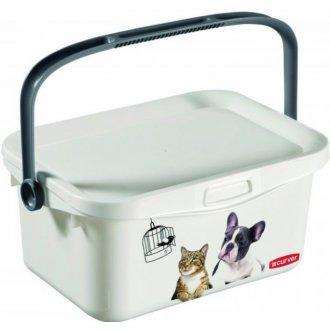 PSI - Curver multibox kočka /pes 6l