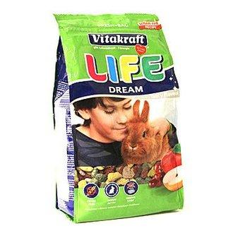 HLODAVCI - Vitakraft Rodent Rabbit krm. Life Dream 600g