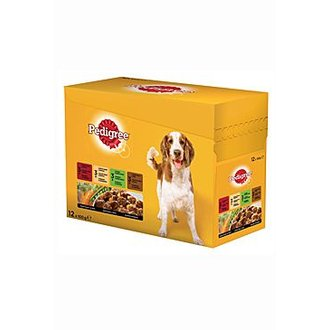 PSI - Pedigree kapsa Adult 12pack 100g