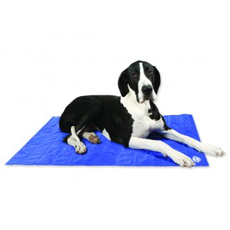 PSI - Podložka SCRUFFS Self-Cooling Mat modrá XL