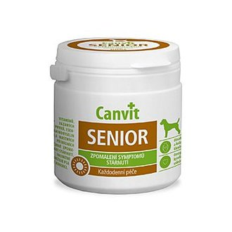 PSI - Canvit Senior pro psy 500g new