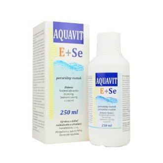 OSTATNÍ ZVÍŘATA - Aquavit E+Se sol 250ml