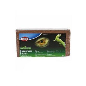 PLAZI - Kokosový humus, tropický substrát 9l TR