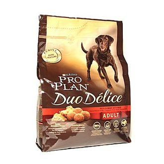 PSI - ProPlan Dog Adult Duo Délice Beef 2,5kg