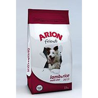 PSI - Arion Friends LAMB & RICE Multi Vital 15 kg