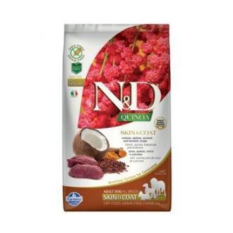 PSI - N&D GF Quinoa DOG Skin&Coat Venison & Coconut 2,5g