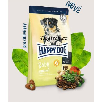 PSI - Happy Dog Baby Lamb & Rice 18kg