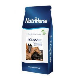KONĚ - Nutri Horse Müsli Classic pro koně 15kg NEW