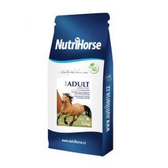 KONĚ - Nutri Horse Müsli Adult Grain Free pro koně 15kg NEW