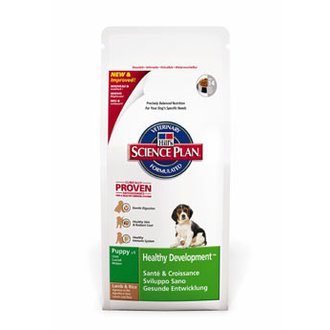 PSI - Hill´s Canine  Dry Puppy Growth Lamb&Rice 12kg