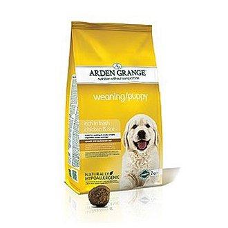 PSI - Arden Grange Puppy Weaning 2kg