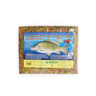 AKVARISTIKA - Krmítková směs Scopex pro ryby - konopí 1kg