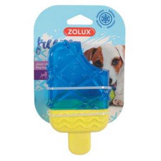 PSI - Hračka pes TPR Freeze zmrzlina 14cm Zolux